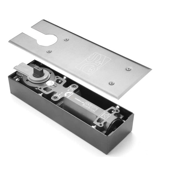 double action floorspring handles inc