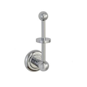 polished chrome spare roll holder handles inc