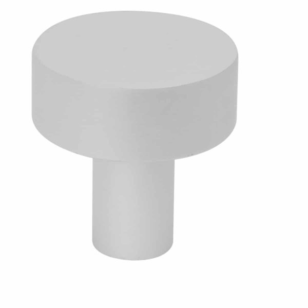 Human natural anodised round Cabinet Knob Handles Inc