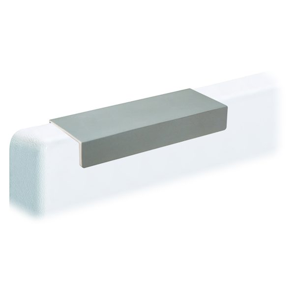 Natural anodised cabinet handle Handles Inc