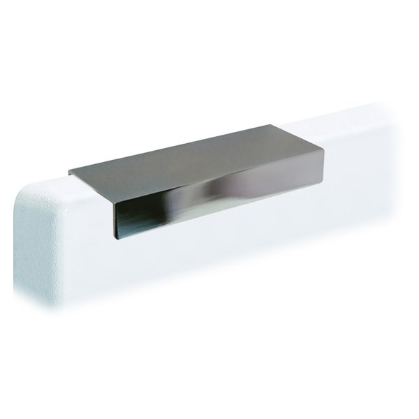 Polished chrome Cabinet handle Handles Inc