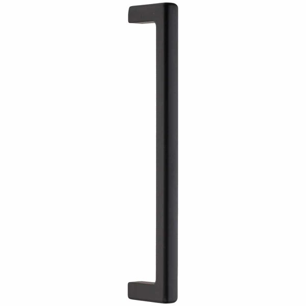 black square mitred cabinet handle handles inc