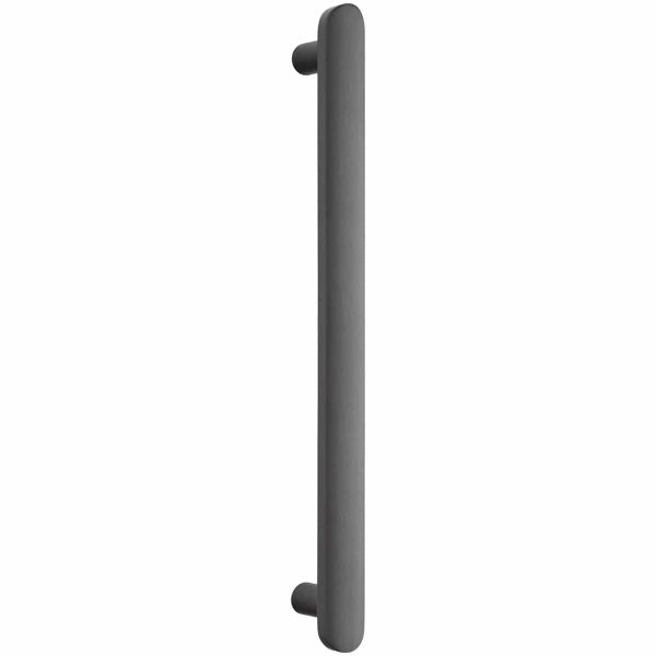 black T pull handle handles inc