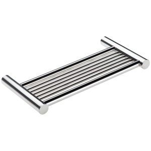 polished stainless steel shower shelf handles inc
