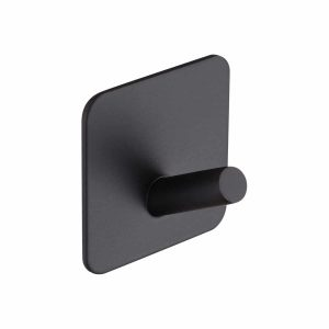 black self adhesive hook handles inc