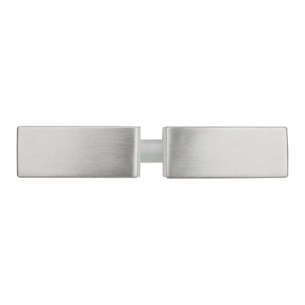 brushed stainless steel pull handles handles inc